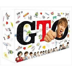 GTO(2014) DVD-BOX [DVD]|ggking
