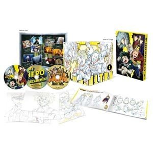 僕のヒーローアカデミア 4th Vol.1 DVD [DVD]|ggking