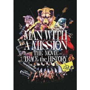 MAN WITH A MISSION THE MOVIE -TRACE the HISTORY- DVD [DVD] ggking