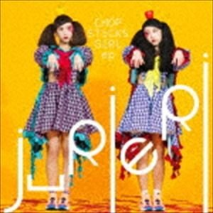 jURiERi / CHOP STiCKS GiRL ep(Type-C) [CD] ggking