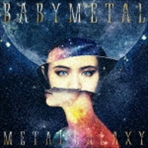 BABYMETAL / METAL GALAXY -JAPAN Complete Edition-(初回生産限定/MOON盤) [CD]