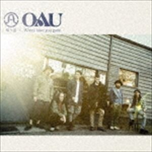 OAU / 帰り道/Where have you gone(初回生産限定盤) [CD]|ggking