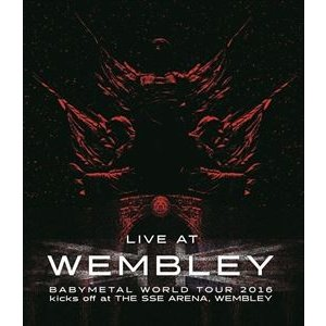 BABYMETAL/「LIVE AT WEMBLEY」BABYMETAL WORLD TOUR 2016 kicks off at THE SSE ARENA,WEMBLEY [Blu-ray]|ggking