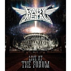 BABYMETAL/LIVE AT THE FORUM [Blu-ray]|ggking