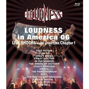 LOUDNESS/LOUDNESS in America 06 [Blu-ray]|ggking