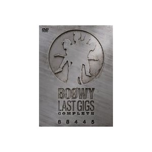 BOOWY/LAST GIGS COMPLETE 88445 [DVD]|ggking
