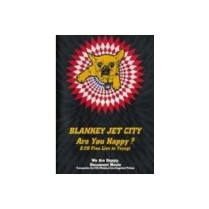 BLANKEY JET CITY/Are You Happy?(期間限定) ※再発売 [DVD]|ggking