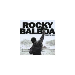 (オリジナル・サウンドトラック) ザ・ベスト・オブ・ロッキー〜ロッキー・ザ・ファイナル オリジナル・サウンドトラック [CD]|ggking