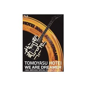 布袋寅泰/WE ARE DREAMER 〜50th BIRTHDAY SPECIAL CELEBRATION GIG〜 [Blu-ray]|ggking