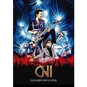 布袋寅泰/GUITARHYTHM VI TOUR(初回生産限定Complete Edition) [DVD]|ggking