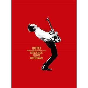 """布袋寅泰/40th ANNIVERSARY Live """"Message from Budokan""""(メモリアルピック&フォトフレーム付完全数量限定盤) (初回仕様) [DVD] ggking"""
