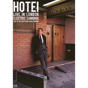 布袋寅泰/HOTEI LIVE IN LONDON Electric Samurai -Live at 02 Shepherd's Bush Empire- [Blu-ray]|ggking