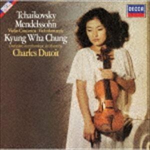 チョン・キョンファ[鄭京和](vn) / チャイコフスキー&メンデルスゾーン:ヴァイオリン協奏曲(SHM-CD) [CD] ggking