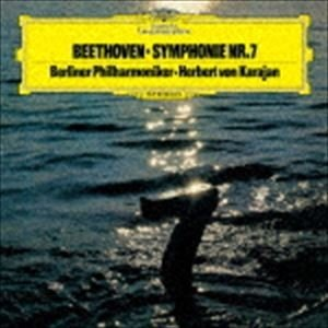 ヘルベルト・フォン・カラヤン(cond) / ベートーヴェン:交響曲第7番・第8番(初回限定盤/UHQCD) [CD]|ggking
