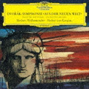 ヘルベルト・フォン・カラヤン(cond) / ドヴォルザーク:交響曲第9番≪新世界より≫(初回限定盤/UHQCD) [CD]|ggking