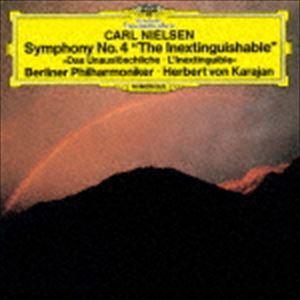 ヘルベルト・フォン・カラヤン(cond) / ニールセン:交響曲第4番≪不滅≫(初回限定盤/UHQCD) [CD]|ggking