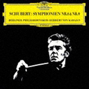 ヘルベルト・フォン・カラヤン(cond) / シューベルト:交響曲第8番≪未完成≫ 交響曲第9番≪ザ・グレイト≫(初回限定盤/UHQCD) [CD]|ggking