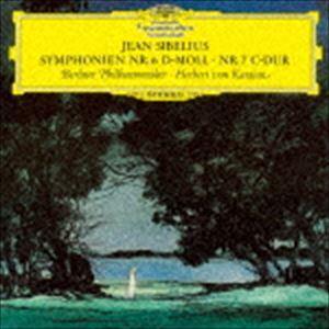ヘルベルト・フォン・カラヤン(cond) / シベリウス:交響曲第6番・第7番/交響詩≪タピオラ≫(初回限定盤/UHQCD) [CD] ggking