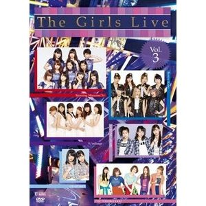 The Girls Live Vol.3 [DVD]|ggking