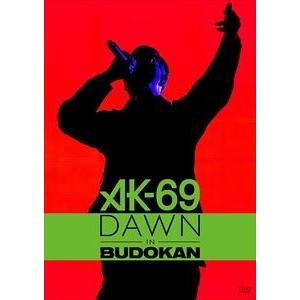AK-69/DAWN in BUDOKAN(通常盤) [DVD]|ggking
