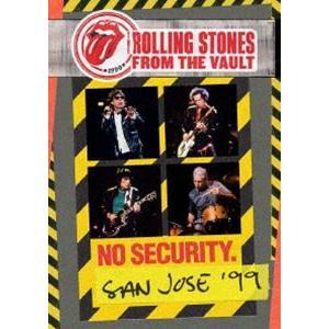 ザ・ローリング・ストーンズ/フロム・ザ・ヴォルト:ノー・セキュリティ - サンノゼ 1999<DVD> [DVD] ggking