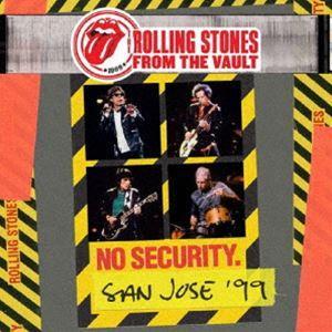 ザ・ローリング・ストーンズ/フロム・ザ・ヴォルト:ノー・セキュリティ - サンノゼ 1999(生産限定盤/DVD+2CD) [DVD] ggking