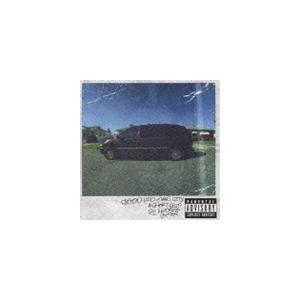 ケンドリック・ラマー / グッド・キッド、マッド・シティー [CD]|ggking