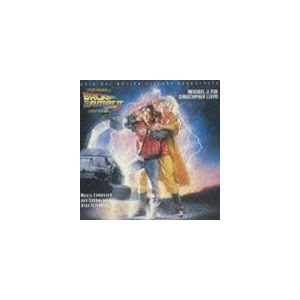 (オリジナル・サウンドトラック) バック・トゥ・ザ・フューチャー PART2 オリジナル・サウンドトラック [CD]|ggking