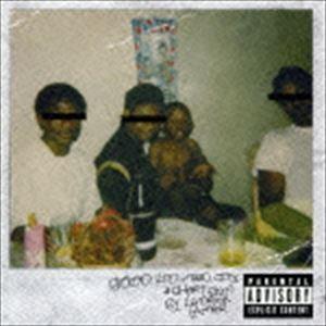 ケンドリック・ラマー / グッド・キッド、マッド・シティー(限定生産盤) [CD]|ggking
