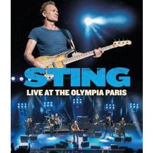 スティング/ライヴ・アット・オランピア、パリ [Blu-ray]|ggking