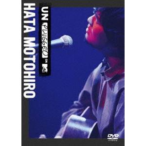 秦 基博/MTV Unplugged:Hata Motohiro [DVD] ggking