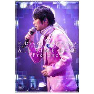 徳永英明/30th ANNIVERSARY CONCERT TOUR 2016 ALL TIME BEST Presence [DVD]|ggking