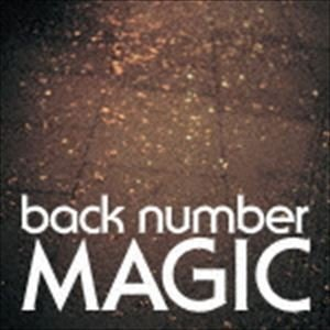 back number / MAGIC(通常盤) [CD]|ggking