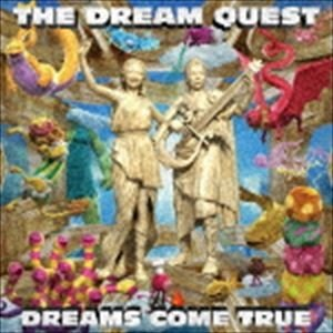 DREAMS COME TRUE/THE DREAM QUEST(CD)|ggking