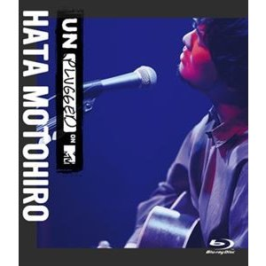 秦 基博/MTV Unplugged:Hata Motohiro [Blu-ray]|ggking