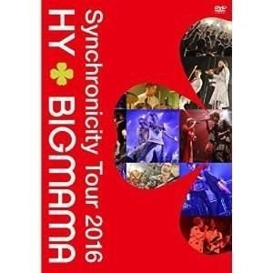 HY+BIGMAMA/Synchronicity Tour 2016 [DVD]|ggking