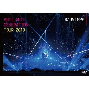 RADWIMPS/ANTI ANTI GENERATION TOUR 2019 [DVD]|ggking