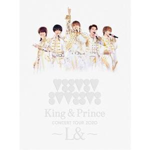 King & Prince CONCERT TOUR 2020 〜L&〜(初回限定盤) [DVD]|ggking
