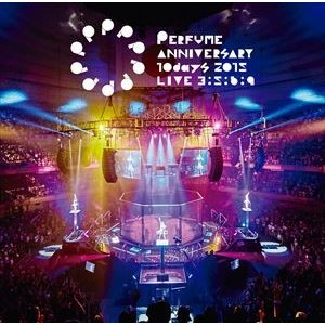 Perfume Anniversary 10days 2015 PPPPPPPPPP「LIVE 3:5:6:9」(通常盤) [DVD]|ggking