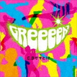 GReeeeN / C、Dですと!?(通常盤) [CD] ggking
