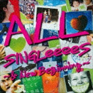 GReeeeN / ALL SINGLeeeeS 〜& New Beginning〜(通常盤) [CD]|ggking