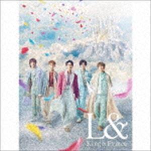 King & Prince / L&(初回限定盤A/CD+DVD) [CD]|ggking