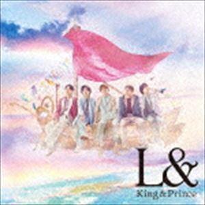 King & Prince / L&(初回限定盤B/CD+DVD) [CD]|ggking