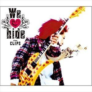 hide/We love hide〜The CLIPS〜 +1 [Blu-ray]|ggking