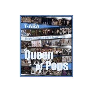 T-ARA/T-ARA SingleComplete BEST Music Clips Queen of Pops [Blu-ray]|ggking