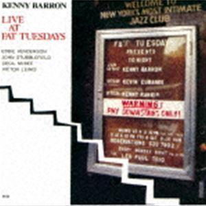 ケニー・バロン / ライヴ・アット・ファット・チューズデイ(期間限定価格盤) [CD]|ggking