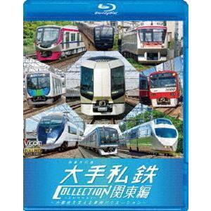 ビコム 列車大行進BDシリーズ 列車大行進 大手私鉄コレクション 関東編 [Blu-ray]|ggking
