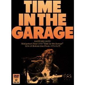 斉藤和義 弾き語りツアー2019 Time in the Garage Live at 中野サンプラザ 2019.06.13 [DVD]|ggking
