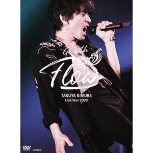 木村拓哉/TAKUYA KIMURA Live Tour 2020 Go with the Flow(初回限定盤) [DVD] ggking