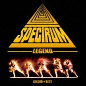 SPECTRUM / ゴールデン☆ベスト スペクトラム-レジェンド-(SHM-CD) [CD]|ggking